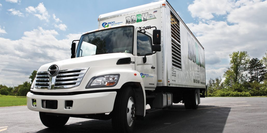 DDRV truck