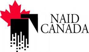 Naid Canada logo